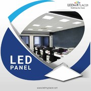 LED Panel Lights,  Now with 5% off