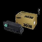 BRAND NEW ORIGINAL SAMSUNG MLT-D303E BLACK LASER TONER CARTRIDGE EXTRA